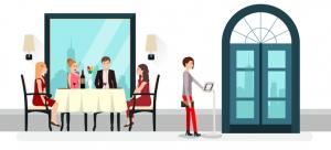 Restaurant Survey Kiosk iPad App
