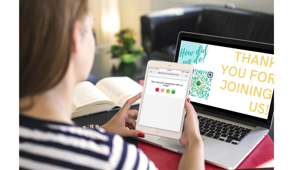 Employee Feedback After Meeting Online Virtual