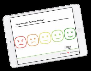 iPad Emoji Survey App