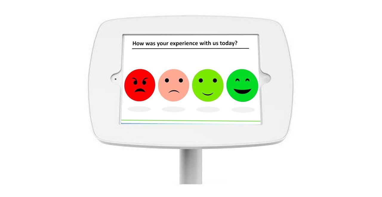 iPad Survey App - Feedback Kiosk
