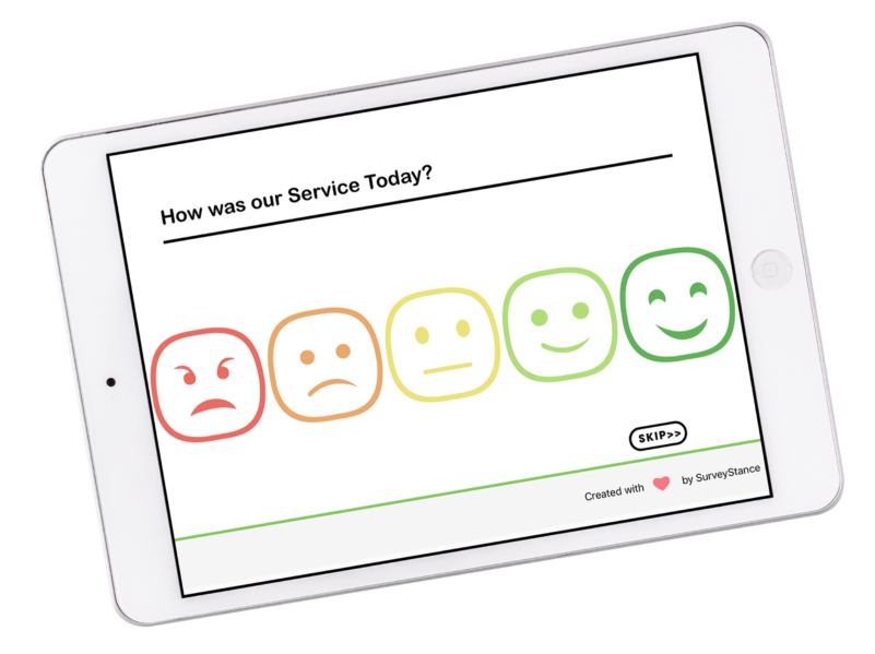 SurveyStance iPad Survey App